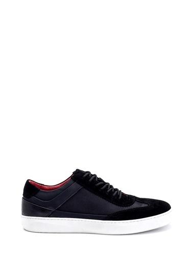Derimod Erkek Ayakkabı(645) Sneaker Siyah